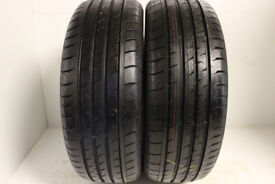 F41 2X 205/50/17 89V CONTINENTAL SPORT CONTACT 3 1X7,5 1X8MM TREAD