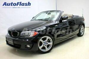 2012 BMW 128I Premium * convertible * Showroom!* Sieges-Electric