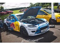 Mazda rx8 modified 231. Not subaru,