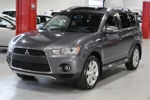 Mitsubishi Outlander XLS 4D Utility 4WD 2010