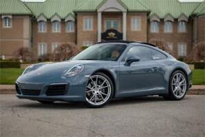 PENDING SALE - 2017 Porsche 911 Carrera - 7 SPD, NEW REAR TIRES