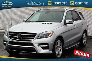 2013 Mercedes-Benz Classe-M ML350 BlueTEC