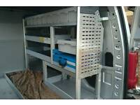 Van racking