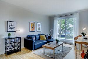Superbes 2 1/2 style loft neuf à Beauport, INTERNET illimité