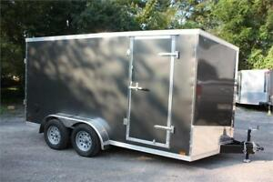 2018 Discovery SE 7X14 Enclosed Pro Series Trailer