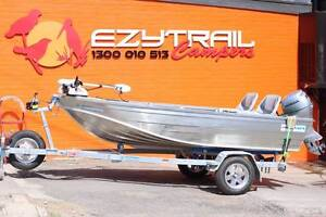 Procraft 375 Boat, 10HP Honda Motor, Watersnake FREE REGO Capital Hill South Canberra Preview