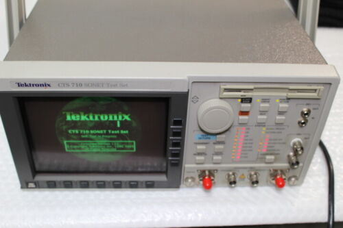 4449  Tektronix CTS 710 Sonet Test Set