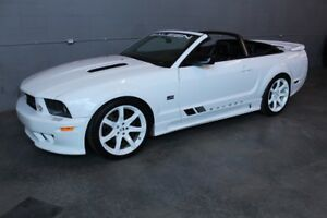 2007 Ford Mustang Saleen S281 Supercharged Speedster Extreme