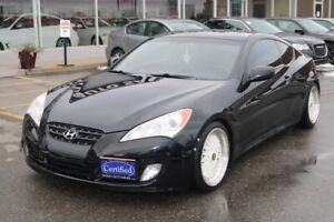 2010 Hyundai Genesis Coupe GT FULLY LOADED CERTIFIED