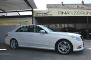 Mercedes-Benz E 300 CDI BlueEfficiency AMG / NAVI /LEDER