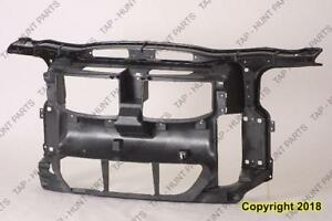 Radiator Support [Sedan 2006-2011] [Coupe/Convertible 2006-2011] [Wagon 2006-2011] CAPA BMW 3-Series