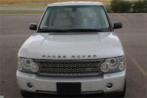 2006 Range Rover Supercharged.