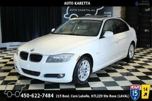 2011 BMW 323i TOIT OUVRANT, BLUETOOTH, A/C, MAGS, CLEAN CARFAX