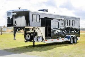 3H Shadow Competitor Horse Trailer (with LQ)