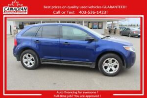 2014 Ford Edge SE NO ACCIDENTS  REDUCED  lowest price