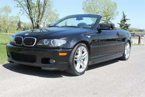 2006 BMW 330 CI Convertible * Only 104,000 Km * Mint