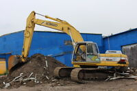ONSITE & ONLINE AUCTION OF HEAVY EQUIPMENT