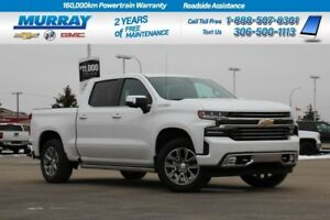 2019 Chevrolet Silverado 1500 High Country*ASSIST STEPS,SUNROOF,