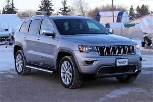 2017 Jeep Grand Cherokee Ltd 4x4