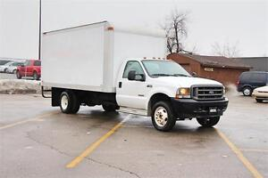 2004 Ford F-450 16FEET DIESEL*Certified*E-Tested*2 Year W