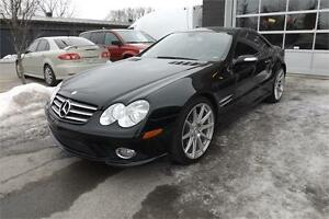 2007 Mercedes-Benz Classe-SL 550 GROUPE AMG CONVERTIBLE