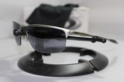 New Oakley Half Wire 2.0 Sunglasses Light Silver/Black Iridium 05-743 comprar usado  Enviando para Brazil