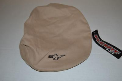 ALADDIN LAS VEGAS CABBY BROWN CAB CAP HAT GENIE LAMP ONE SIZE ()