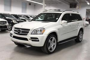 2012 Mercedes-Benz GL-Class AMG SPORT PACKAGE 350 BLUETECH