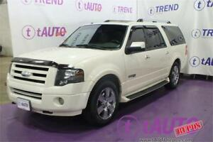 Handcrafted luxury. 2007 Ford Expedition Max Limited