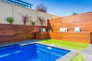 Timber Bench Seats , Screening & Planter Boxes Canning Vale Canning Area Preview