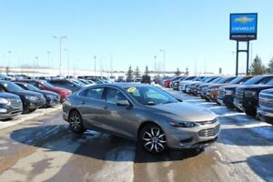 2018 Chevrolet Malibu LT True North| Sun| Nav| Heat Leath| Rem S