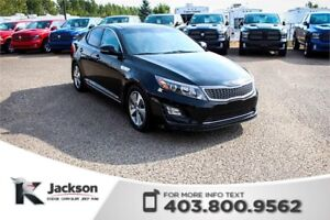 2015 Kia Optima Hybrid EX - Heated Seats, Rear View Camera