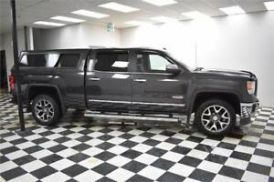 2015 GMC Sierra 1500 SLT 4X4 CREW- BLUETOOTH * NAV * BACKUP CAM