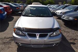 2005 Pontiac Grand Am 4dr Sdn SE