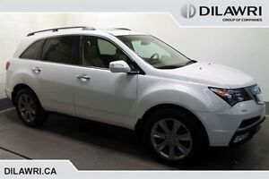 2012 Acura MDX Elite 6sp at
