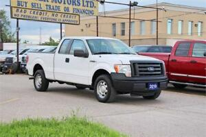 2010 Ford F-150 XL OPEN SUNDAY 10-6 Certified 2 Year W 