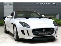 2015 Jaguar F-TYPE COUPE 3.0 Supercharged V6 S 2dr Auto Coupe Petrol Automatic