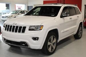 Jeep Grand Cherokee OVERLAND 4D Utility 4WD 2015