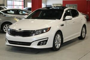 Kia Optima SX TURBO 4D Sedan at 2015