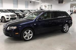 2007 Audi A4 2.0T NAVIGATION/BACK-UP CAMERA/LOADED