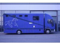 7.5t Iveco 75E15 Horsebox with Smart Living! Only 35k Kilometers!!!!!