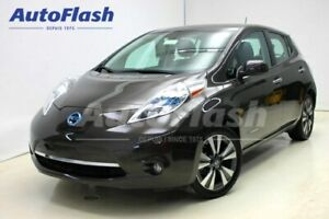 2016 Nissan Leaf SL *Quick-Charge* Cuir/Leather *GPS/Camera *