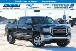 2018 GMC Sierra 1500 SLT*REMOTE START,BED LINER,HEATED SEATS*