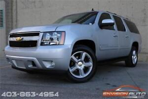 2012 Chevrolet Suburban LT 4x4 \ HTD LEATHER \ CLEAN HISTORY