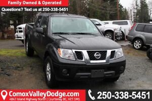 2017 Nissan Frontier SV LOW KM, ACCIDENT FREE, BLUETOOTH, SXM...