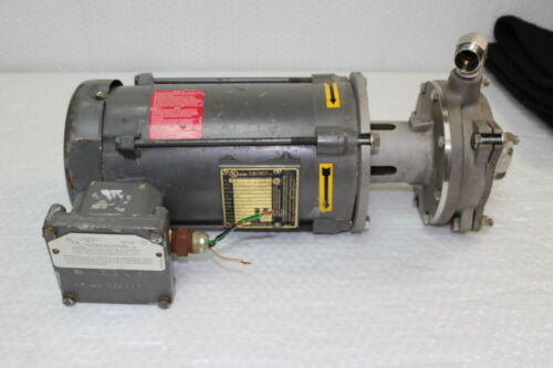 4212  Price Pumps Series MS50 Horizontal Centrifugal Pump