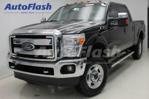 2011 Ford F-250 XLT Crew-Cab 6.2L *Boite-6.5-Box* Clean!