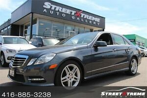 2013 Mercedes-Benz E350 CLEARANCE: 4MACTIC, NAVI, BACKUP CAM