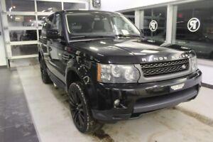 Land Rover Range Rover HSE SPORT LUX 4RM *GPS-CUIR-CAMÉRA DE REC