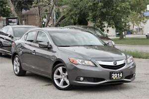 2014 Acura ILX Premium Package - Leather - Sunroof - Back Up Cam